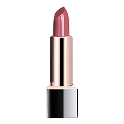 SHE.White Matte Nudes Lippenstift, Taucht die Lippen in sinnliches, warmes Rosé-Nude, mit Matt-Finish, Feuchtigkeitsspendend Lippenstifte Lipstick