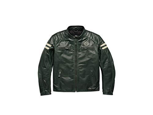 Preisvergleich Produktbild Harley-Davidson Lederjacke Throwback,  XL