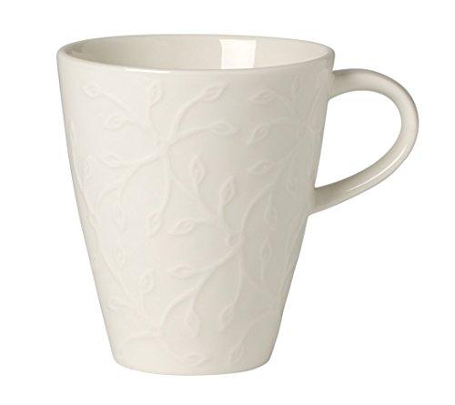 Villeroy & Boch Caffe Club Floral Touch Becher mit Griff, Picon 0.20l, Premium Porzellan, mehrfarbig