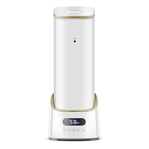 Comfort Ultrasonic Cool Mist Umidificatore (6l) - Vassoio Per Olio Essenziale High Output Ultra Quie Auto Shut Off Night Light Vaporizzatore Di Grande Capacità (Bianco)
