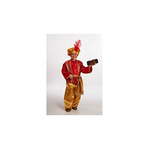 EL REY DEL CARNAVAL, SL Page Caspar Kostüm für Kinder P-(5/8 ()