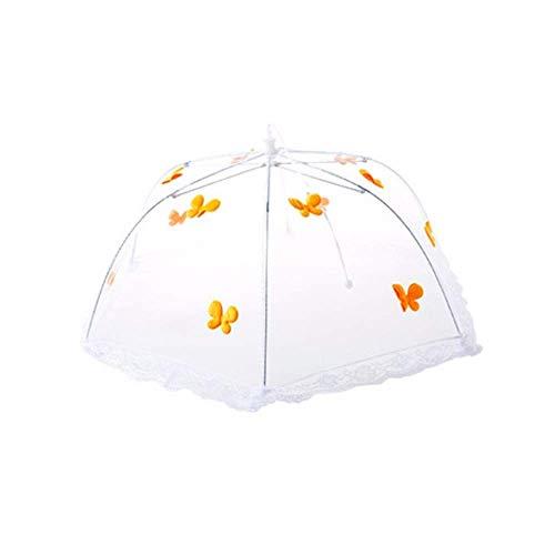 Preisvergleich Produktbild AAQ TUT es süß Mesh Food / Cake Cover Umbrella,  Lace