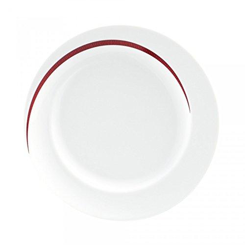Seltmann Weiden 001.035502 Paso Bossa Nova - Brotteller/Teller - rund- Porzellan - Ø 20 cm