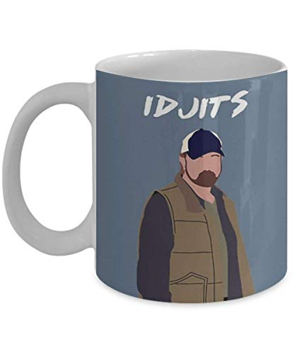 Supernatural - Bobby Singer - Coffee Mug, Tea Cup, Funny, Gift for Christmas, Father's Day, Dad,...