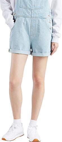 Levi´s ® Damen Rock Kleid SHORTKLEID Vintage Shortall Short & Sweet S (Levi Frauen Kleider Für)