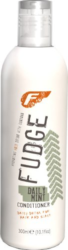Fudge Daily Mint Conditioner, 1er Pack (1 x 300 ml) - Fudge Daily Mint