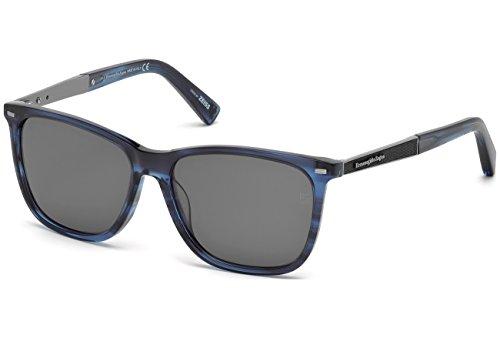 Ermenegildo Sonnenbrille Zegna (Ermenegildo Zegna Sonnenbrille (EZ0023 92A 56))
