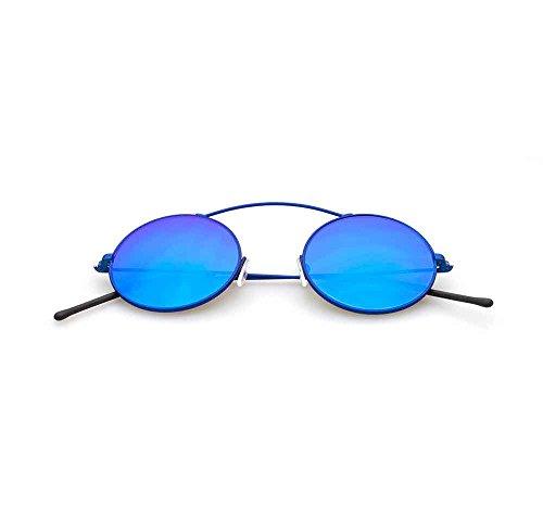 Spektre met-ro occhiali da sole uomo donna alta protezione blu