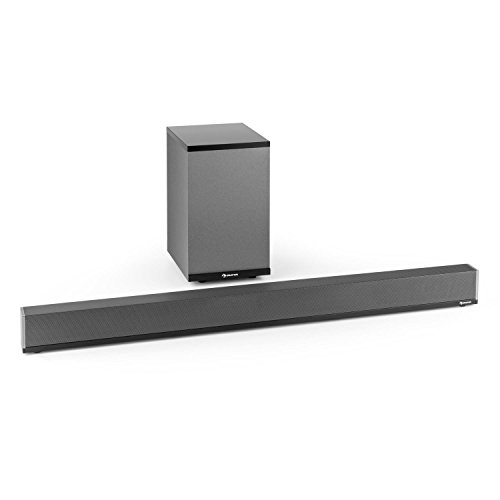 auna Areal Bar 950 • Multimedia Soundbar • Heimkino-Lautsprecher • 4 x 2-Lautsprecher • 5,25