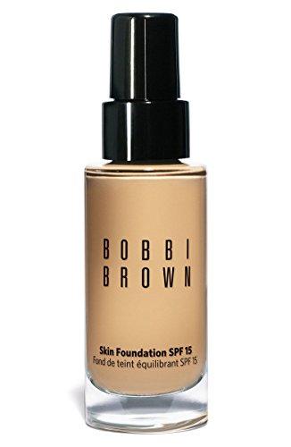 Bobbi Brown Skin Foundation SPF 15 Foundation, 1.5 Warm Ivory, 1er Pack (1 x 30 ml) (Make-up Foundation Brown Bobbi)