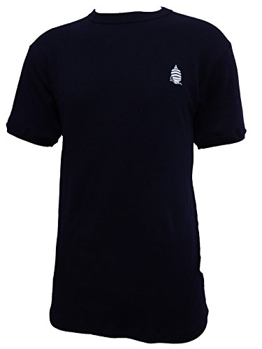 664a4616ad marina yachting 3 t-shirt uomo mezza manica girocollo caldo cotone art.  MY6128 (blu, S)