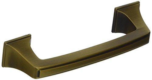 Amerock bp53030-gb Pull 3inch CTR Mulholland in bronzo dorato manopola