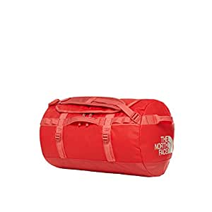 THE NORTH FACE Base Camp Duffel - Juicy Red/Spiced Coral, One Size