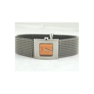 Tissot T11.1.195.60 – Reloj, Correa de Acero Inoxidable Color Gris