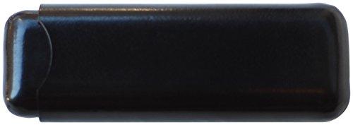 IL BUSSETTO FIRENZE Taschen-Federetui aus Leder, Kunsthandwerk Schwarz Nero - Firenze Leder Taschen