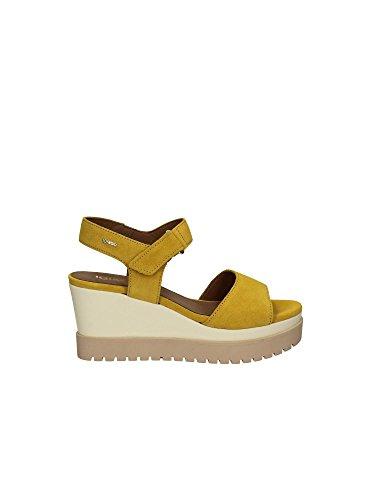 IGI , Damen Sandalen Gelb
