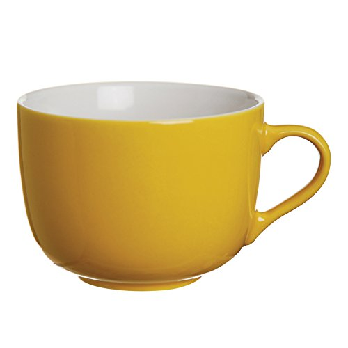 Excelsa Happy Color Tasse Grand Format Jaune