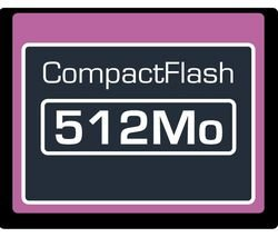 Noname Compact Flash 512mb Card