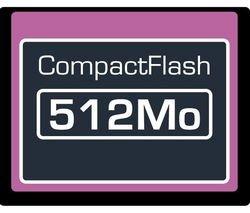 Noname Compact Flash 512mb Card