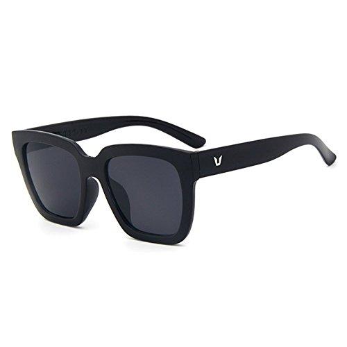 Z-p new style fashion unisex radiation reflective uv400 color film box sunglasses 66mm