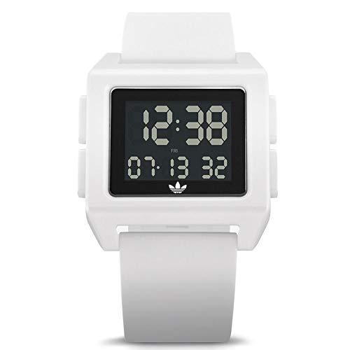 Adidas by Nixon Unisex- Erwachsene Digital Quarz Uhr gebraucht kaufen  Wird an jeden Ort in Deutschland