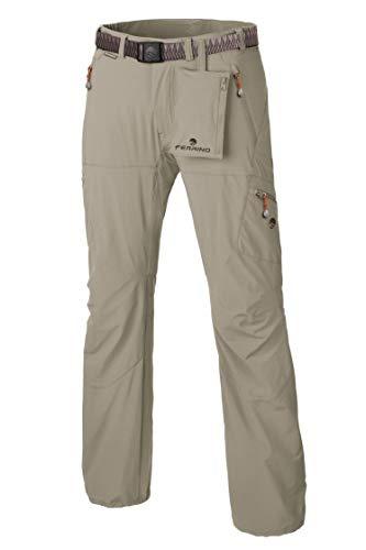 FERRINO Pantalon Hervey Homme Beige Taille 48