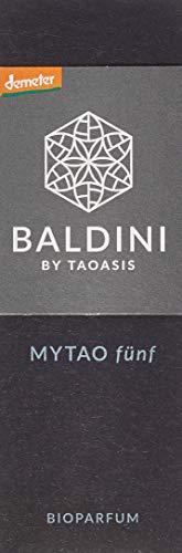 MYTAO fünf, Bioparfum aus 100% naturreinen Rohstoffen, 15 ml