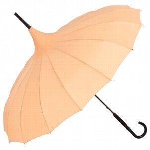 Hochzeitsschirm - Vintage in Apricot Orange Schirm für die Hochzeit als praktisches Accessoire für...