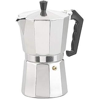 Cucina-di-Modena-Espresso-Kannen-Espresso-Kocher-fr-9-Tassen-400-ml-fr-alle-Herd-Arten-geeignet-Mokka-Kaffeekannen