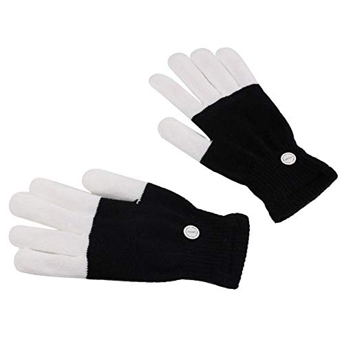 BEENZY LED Party Handschuhe, Kinder Finger Flashing Light -