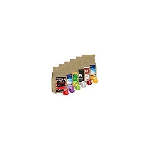 100% USDA Certified Organic Coffee – Nespresso Compatible Capsules – Artizan Coffee Sample (Sample Pack – 60 Pods)