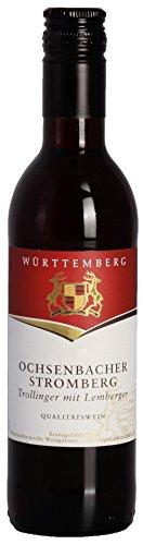 Württemberg - Ochsenbacher Stromberg Trollinger-Lemberger Rotwein 12% Vol. - 0,25l
