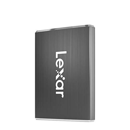 QAIYXM Mobile Festplatte 1 TB Externe Festplatte - USB-C USB 3.1, Hochgeschwindigkeitslesegeschwindigkeit 950 MB/S, Geeignet für Mac und PC Desktop Workstation Laptop,1TB