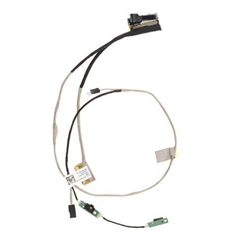 Lcd Flex Ribbon Display Kabel (KESOTO LED Screen Display Flex Kabel LCD Flexible Ribbon Kabel, passend für ASUS S551 K551 V551 Laptop, 555 mm Länge)