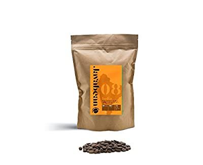 India Monsooned Malabar Fresh Gourmet Coffee Beans - 1kg Bag - Javabean by Javabean