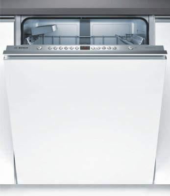Bosch Serie 4 SMV46IX00E Vollständig integrierter Geschirrspüler A++ Spülmaschine (voll integriert, weiß, Knöpfe, 1,75 m, 1,65 m, 1,9 m)