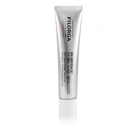 Filorga UV-DEFENCE Soin Solaire Anti-Âge Anti-Taches SPF 50+ 40 ml
