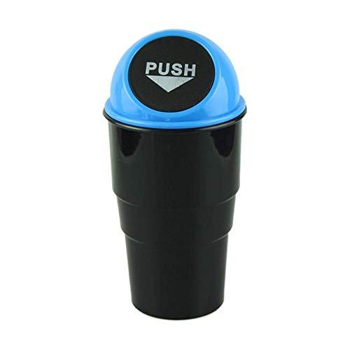 CDD Auto-Müll Kann Auto-Müll Müll-Koffer-Halter Bin Bin Auto-Styling,Blue