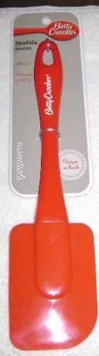 Betty Crocker Silicone Spatula by Betty Crocker (Kitchenaid-spachtel-mixer)