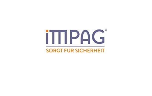 Impag Türschutzgitter Treppenschutzgitter 73 – 142 cm zum Klemmen SafeStep + 20 Weiß - 5