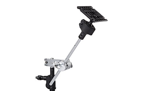 Multi-positionierung Stander (Alesis Multipad Clamp Universelles Montagesystem für Percussion-Pads mit 38cm-Auslegearm und Kugelgelenk für optimale Positionierung)