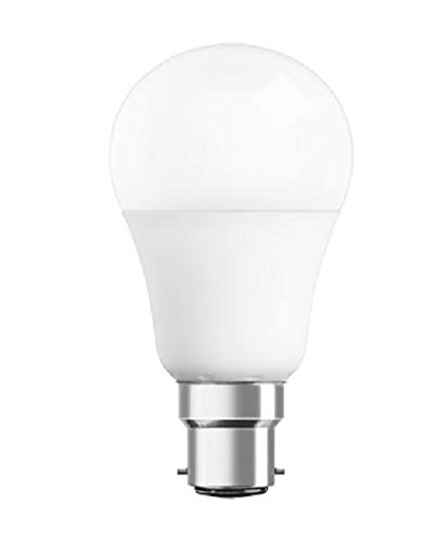 Osram AA678670055 B22 Base 9-Watt LED Bulb (Cool Day Light)  available at amazon for Rs.286