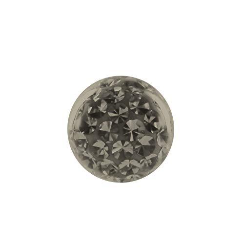 Kristall Black Diamant Epoxy Gewinde: 1,6mm 8 mm ()