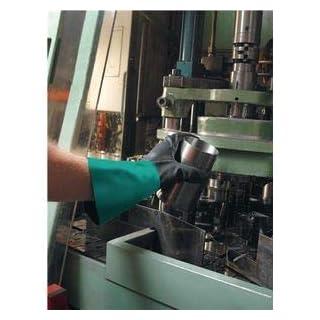 Ansell Chemiehandschuh Alpha-Tec 58-530W Gr.10 grün/grau EN 388,EN 374,EN 1149 Kat.III