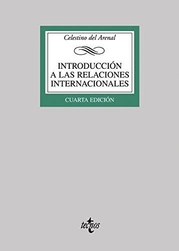 Introducción a las relaciones internacionales (Derecho - Biblioteca Universitaria De Editorial Tecnos)
