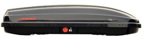 Preisvergleich Produktbild Kamei Dachbox 510 schwarz-met. 510 L Duo-Lift