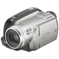 Panasonic NV-GS320 EG-S Camcorder (miniDV, 10-fach opt. Zoom, 6,9 cm (2,7 Zoll) Display, 3CCD)