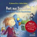 Personalisiertes Kinderbuch: Post aus Traumland - JollyBooks - EUR 19,99