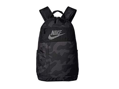 Nike Nk Elmntl Bkpk - 2.0 Aop2 - black/black/white, Größe:-