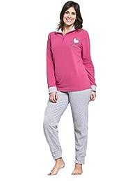f46b4a6d100e Amazon.it: Donna di cuori - Pigiami e camicie da notte / Donna ...